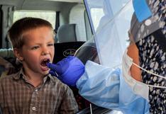 Israel lanza una campaña de test de coronavirus en niños de 3 a 12 años para la vuelta a clases