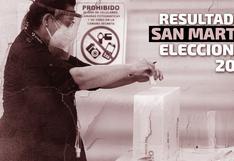 Resultados San Martín Elecciones 2021: Pedro Castillo encabeza la votación en la región, según conteo de la ONPE