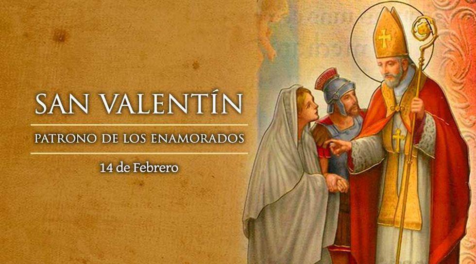 El Día de San Valentín es una festividad de origen cristiano que se celebra anualmente el 14 de febrero (Foto: Twitter)