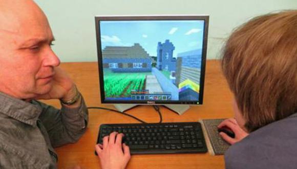 ¿Los padres deben preocuparse si sus hijos juegan a Minecraft?