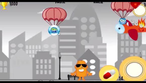 Diseñan videojuego para recaudar fondos contra el VIH