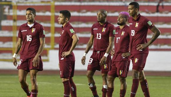 Venezuela tiene programado enfrentar a Brasil este domingo en su debut en la Copa América 2021. (Foto: AFP)