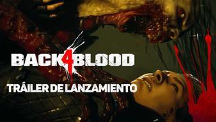 Mira el nuevo tráiler de lanzamiento de 'Back 4 Blood', sucesor espiritual de 'Left 4 Dead'