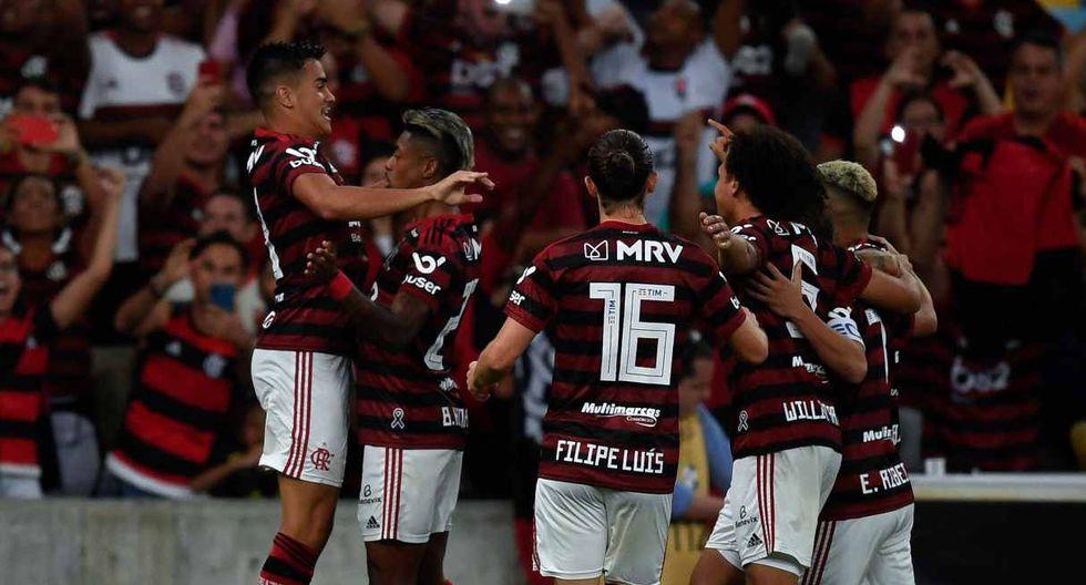 El plan de los brasileños para afrontar el River vs. Flamengo del sábado. (Foto: AFP)