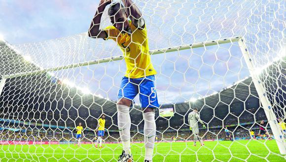 En las semifinales del 2014, en Río de Janeiro, Alemania goleó a Brasil.