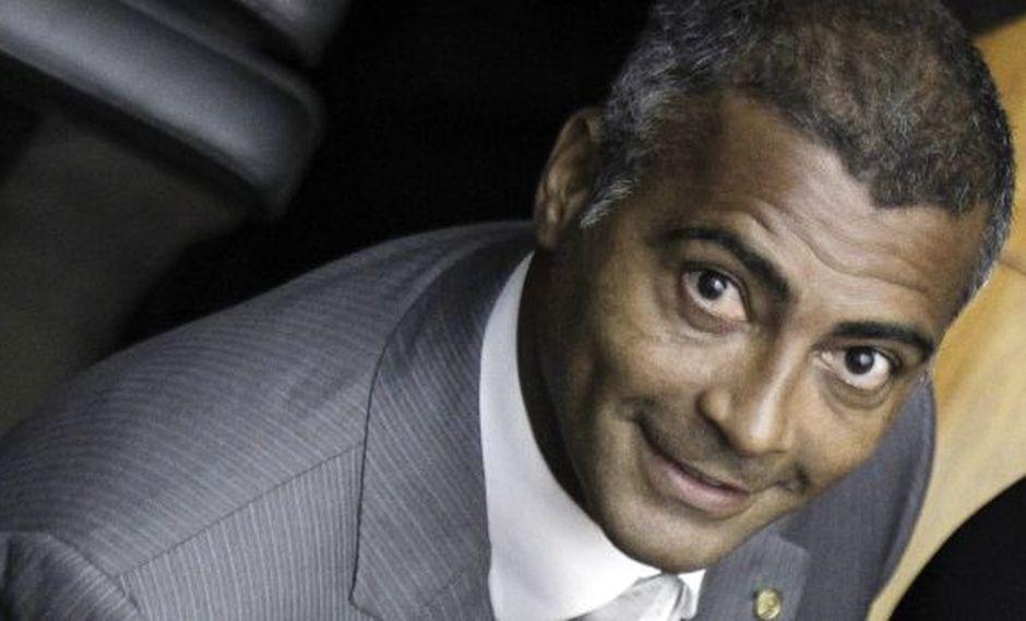 Brasil: Romario lidera encuesta para elección del Senado