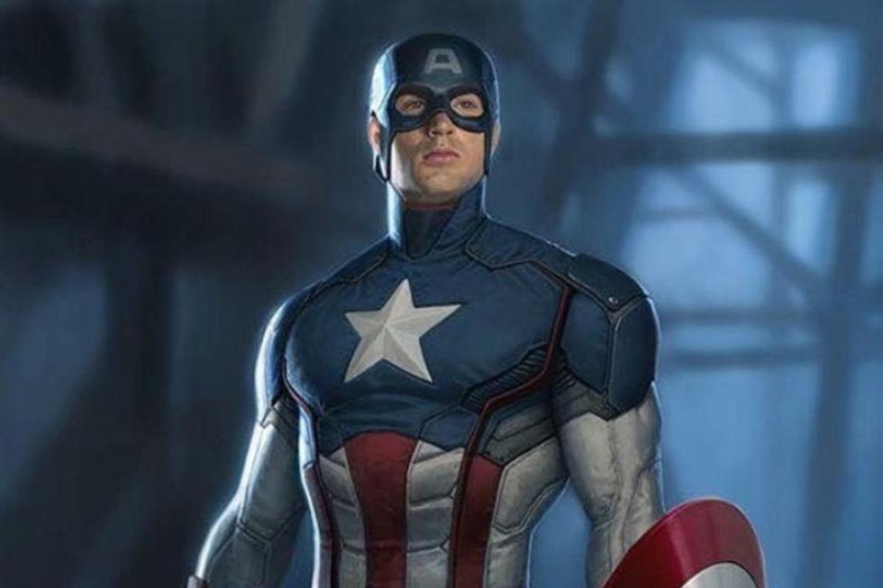 """""""Capitán América"""". (Foto: Difusión)"""
