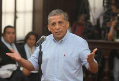 """Aníbal Torres sobre indulto a Antauro Humala: """"De acuerdo a ley no es posible"""""""