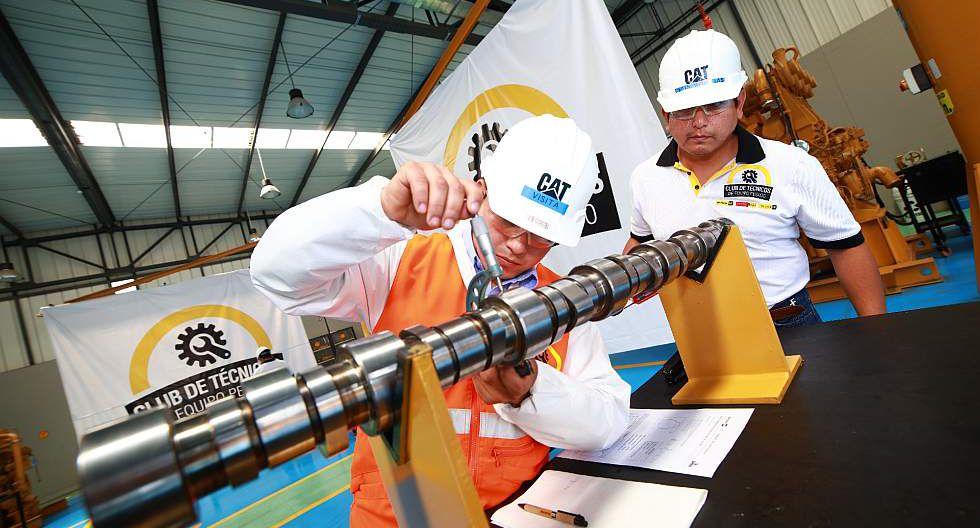 Conoce al mejor técnico de maquinaria pesada del Perú - 3