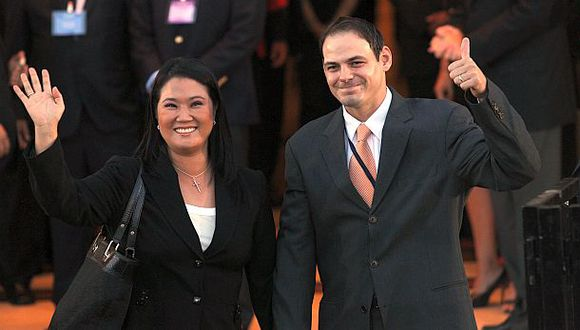 Fiscalía tomará declaración al esposo de Keiko Fujimori