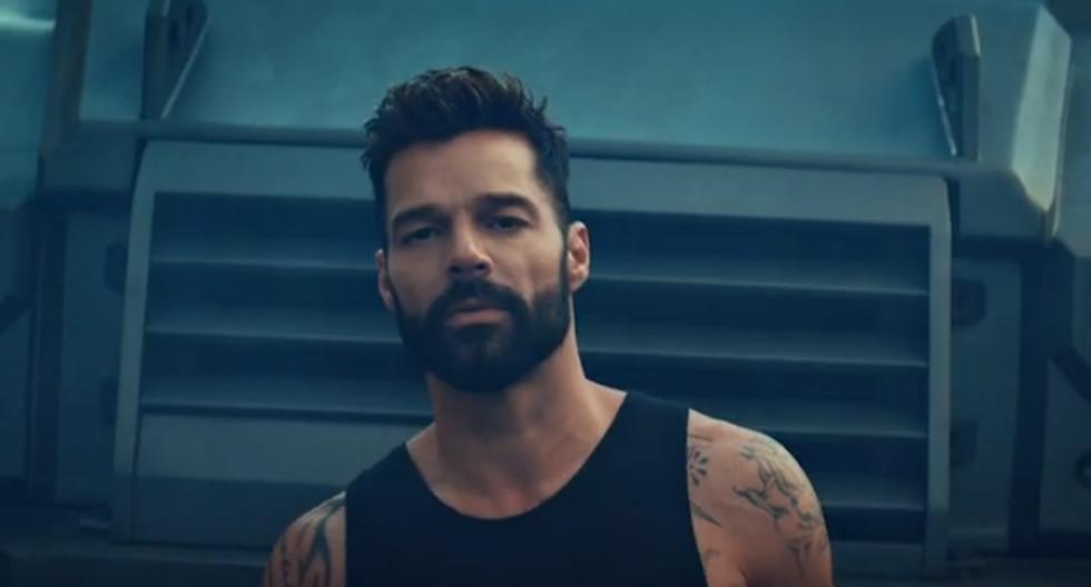 Nuevo video de Ricky Martin cuenta con más de 70 mil reproducciones. (Captura de pantalla)