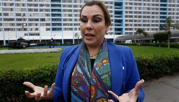 Fiorella Molinelli es presidenta ejecutiva de Essalud desde el 6 de marzo del 2018.