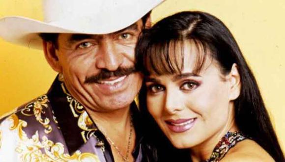 """Joan Sebastian y Maribel Guardia protagonizaron la telenovela mexicana """"Tú y yo"""", producida por Emilio Larrosa para Televisa, entre 1996 y 1997 (Foto: Televisa)"""
