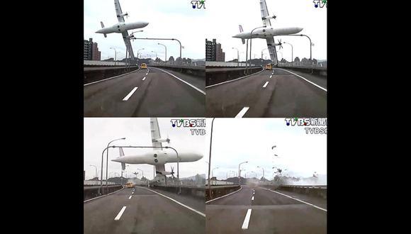 Taiwán: ¿Qué dijo el piloto del TransAsia antes de estrellarse?