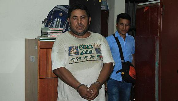 Áncash: dictan 30 años de cárcel a sujeto que violó a niña
