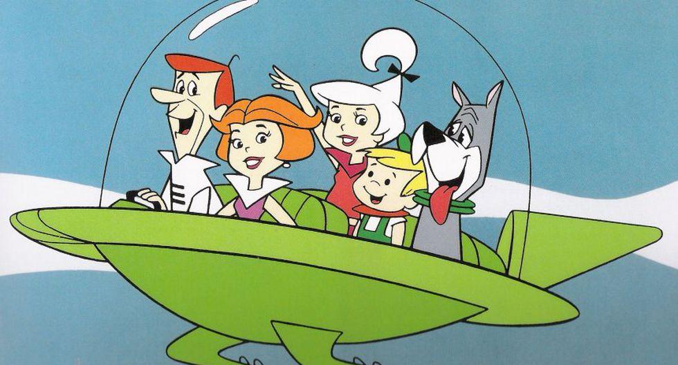 En la recordada caricatura 'Los Supersónicos', la familia protagonista se desplazaba en un coche volador. (Wikipedia)