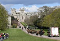 Así será el funeral del príncipe Felipe, esposo de la reina Isabel II
