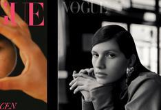 Belleza peruana en Vogue: quién es Patricia del Valle, imagen de portada de la célebre revista   FOTOS