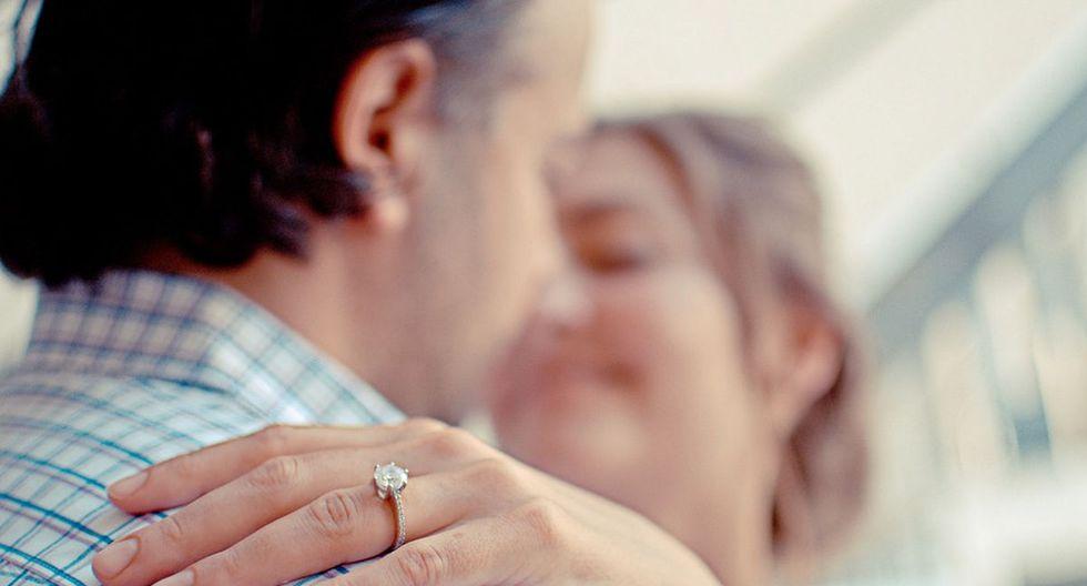 El hombre hizo que su novia pasara por un momento de alta tensión para después causarle una alegría inmensa. (Pixabay)