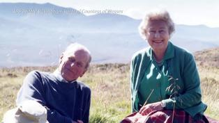 La reina Isabel II despidió a su esposo en una sobria ceremonia