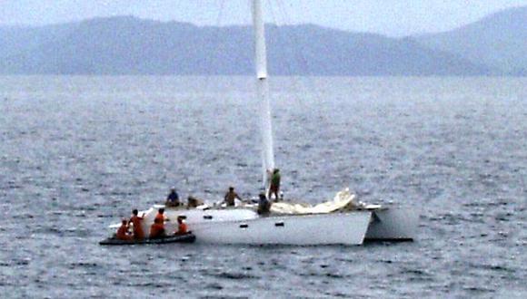 Dos peruanos y un estadounidense fueron hallados en el Caribe de Guatemala. (Foto referencial: Reuters)