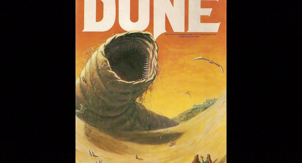 """Dune"" - 17 de diciembre"