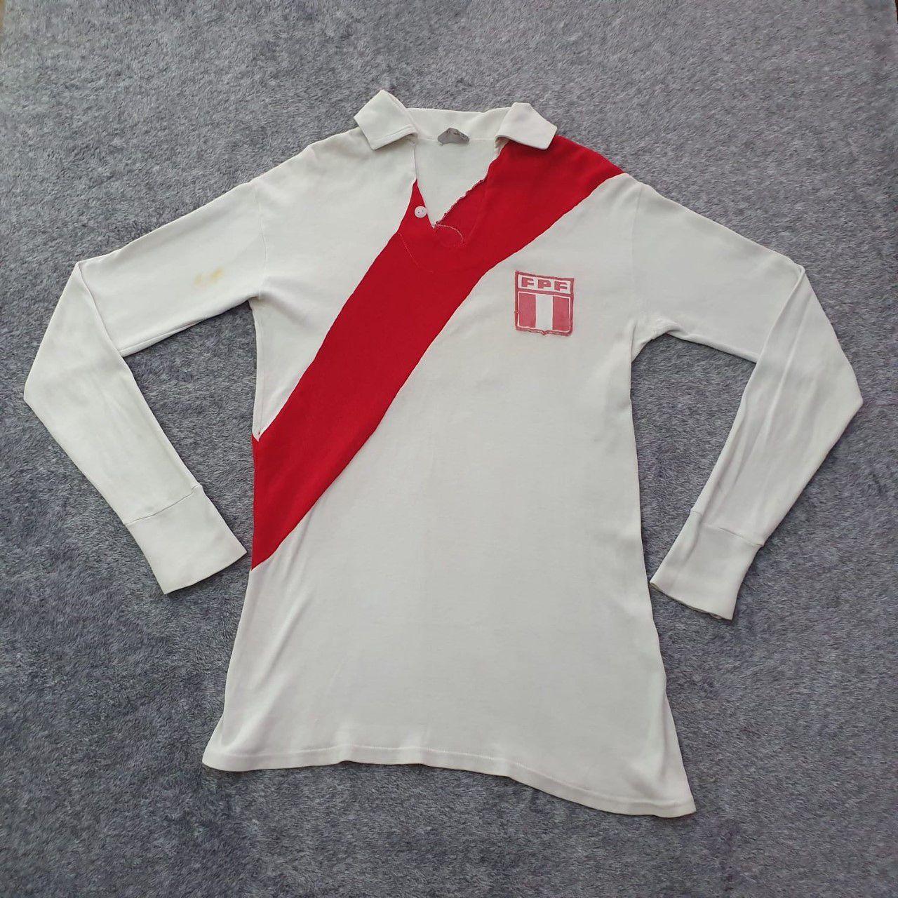 Esta camiseta formó parte de una leyenda: la 18 de Calidad Risco en la Bombonera, en 1969. FOTO: GEC.