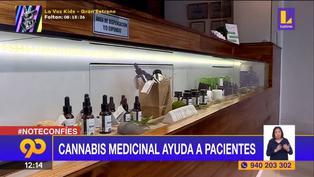 Cannabis medicinal en el Perú ayuda a pacientes con diversas afecciones