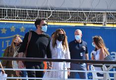 Jennifer Lopez y Ben Affleck ya no se ocultan y pasean por las calles de Venecia frente a las cámaras