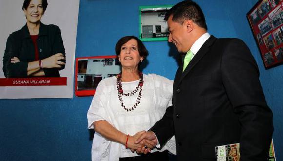 Susana Villarán y Juan Sotomayor serán citados al Congreso