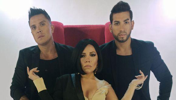 """Susan Ochoa colabora en """"Se acabó"""", la nueva canción del Dúo Idéntico. (Foto: Difusión)"""