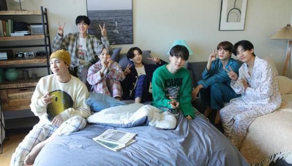 BTS realizará una reunión vía Zoom con sus ARMY en este mes de agosto. (Foto: Facebook BTS)