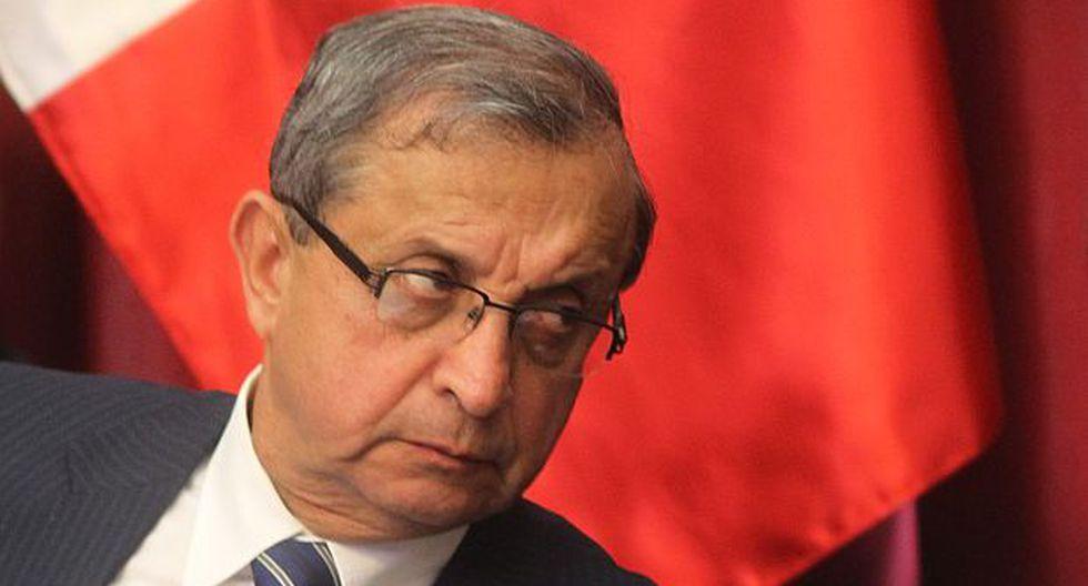 Mora dice que interpelación a Cateriano fue pérdida de tiempo