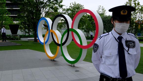 Coronavirus: Estados Unidos desaconseja viajar a Japón, sede de Juegos Olímpicos, citando riesgos de contagios de COVID-19. (Foto: Kazuhiro NOGI / AFP).
