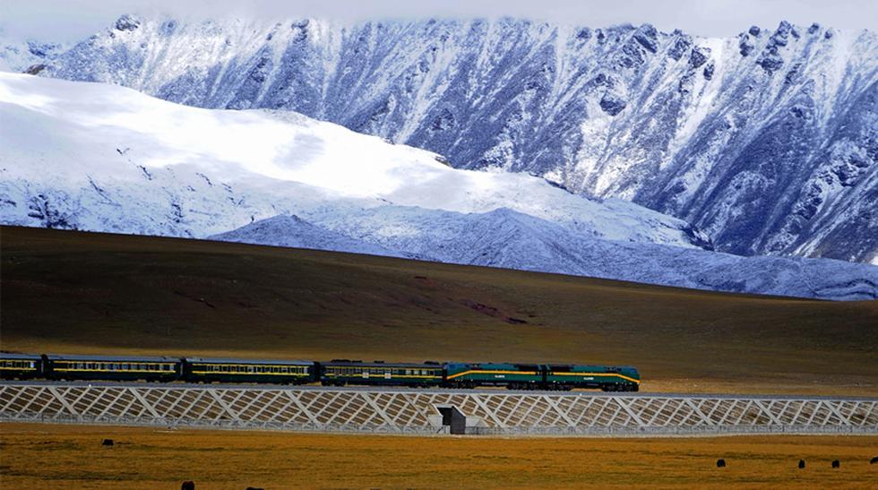 Viaje de altura: Estos son algunos de los trenes más altos  - 1