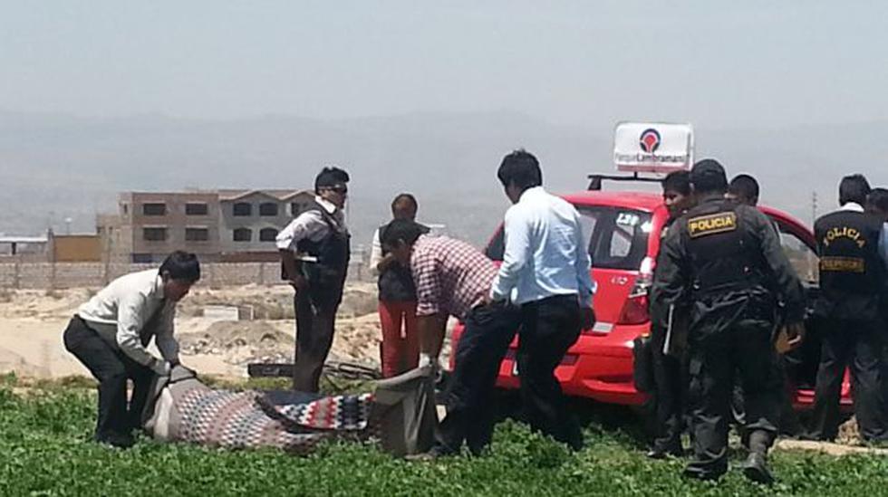 Taxista murió de un balazo en la cabeza dentro de su auto - 2