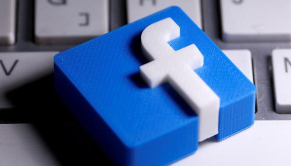 Imagen del logo de Facebook. (REUTERS/Dado Ruvic).