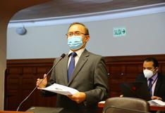 """Otto Guibovich, vocero de Acción Popular: """"Apoyaremos la gestión de este Gabinete"""""""