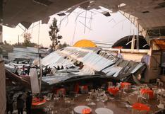 Huancayo: local donde murieron 6 personas por caída de techo no tenía certificado de Defensa Civil