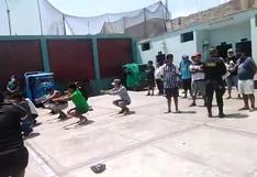 Chincha: reclaman que comisaría no tiene espacio para tantos detenidos por incumplir cuarentena   VIDEO