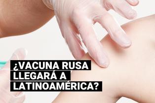 Sputnik V: El suministro de la vacuna rusa contra el covid-19 comenzaría en diciembre en América Latina