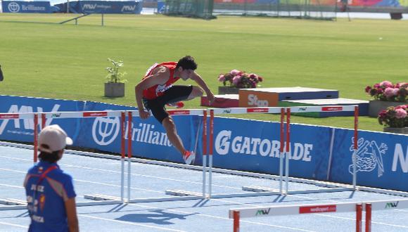 Javier McFarlane ganó el séptimo oro para Perú en Odesur