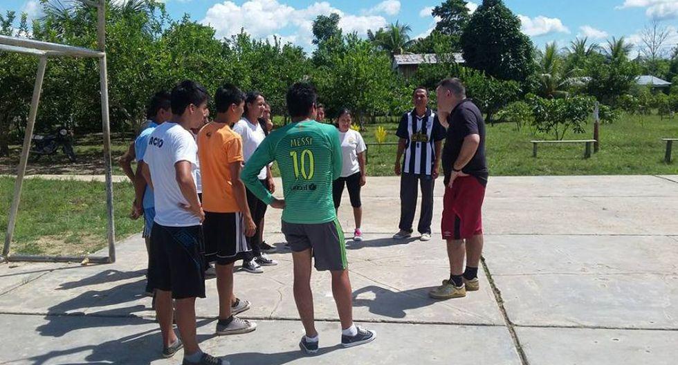 Fueron varios grupos de jóvenes que fueron parte de estas clases. (Foto: FPF).