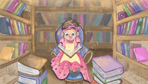Las ilustraciones del libro son de Fiorella Alegría.