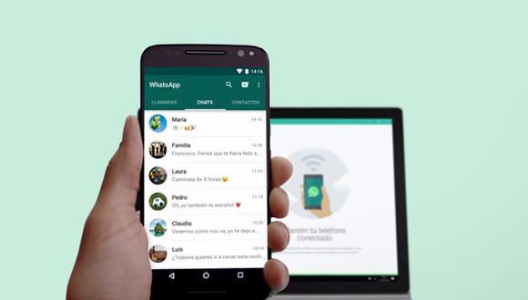 Los usuarios que pasan muchas horas en el ordenador han encontrado en WhatsApp Web un gran aliado para revisas sus mensajes. (Foto: WhatsApp / YouTube)