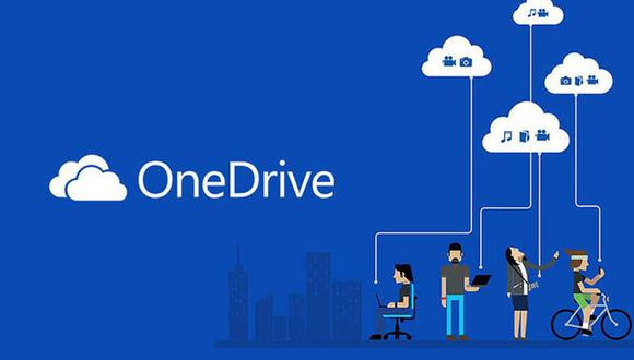 Onedrive es el servicio de almacenamiento en la nube de Microsoft, mediante el cual podrás almacenar todo tipo de archivos (Foto: Pixabay)