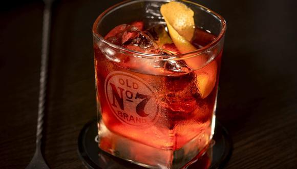 El Boulevardier es uno de los cócteles que se pueden preparar con whisky. (Foto: Jack Daniel's)