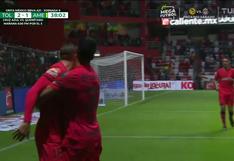 América vs. Toluca: el cabezazo de Braian Samudio que venció a 'Memo' Ochoa y pone el 2-1 el Apertura de la Liga MX | VIDEO
