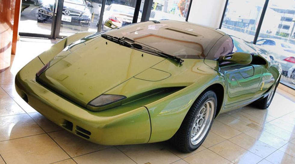 Lamborghini extraños