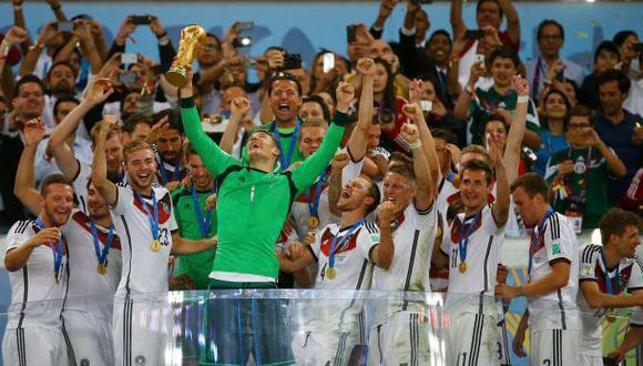 Alemania ganó 1-0 a Argentina y es el campeón de Brasil 2014